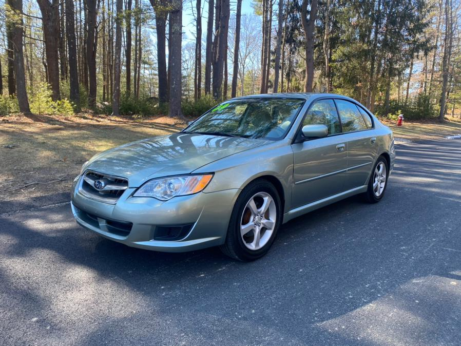 Used Subaru Legacy 4dr H4 Auto Special Edition 2009   Gas On The Run. Swansea, Massachusetts