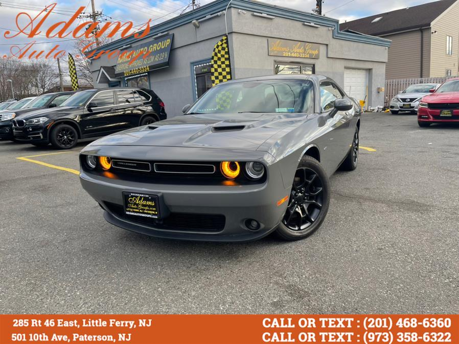 Used Dodge Challenger GT Coupe 2017 | Adams Auto Group . Little Ferry , New Jersey