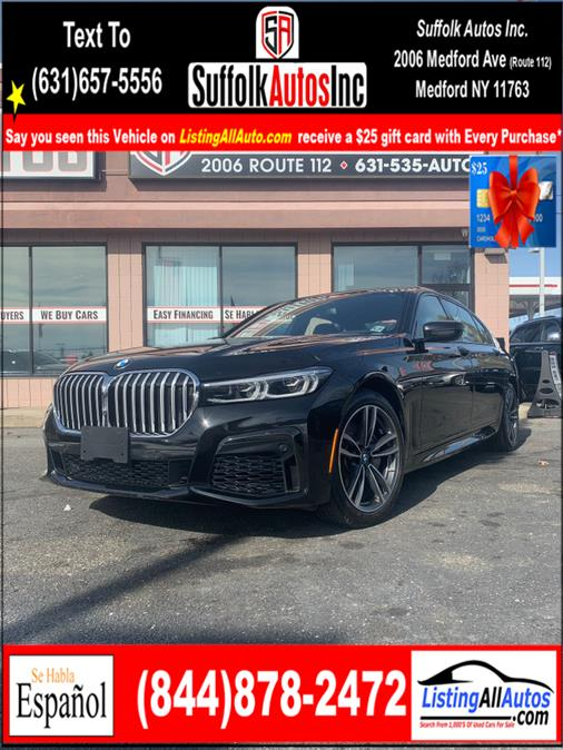 Used 2020 BMW 7 Series in Patchogue, New York | www.ListingAllAutos.com. Patchogue, New York