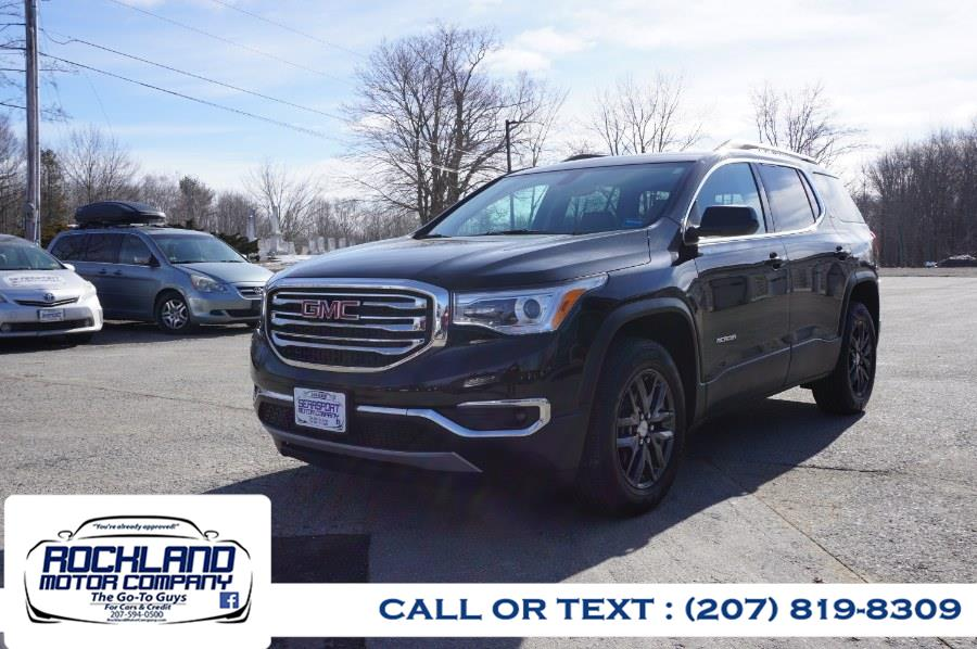 Used 2018 GMC Acadia in Rockland, Maine | Rockland Motor Company. Rockland, Maine