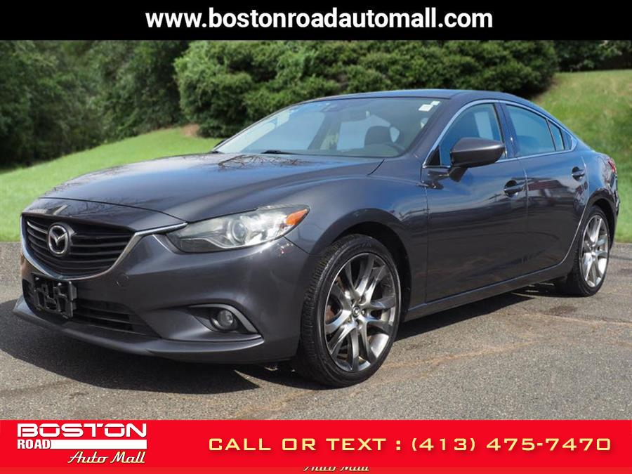 Used Mazda Mazda6 i Grand Touring 2015 | Boston Road Auto Mall. Springfield, Massachusetts