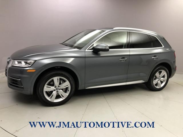 Used 2018 Audi Q5 in Naugatuck, Connecticut | J&M Automotive Sls&Svc LLC. Naugatuck, Connecticut