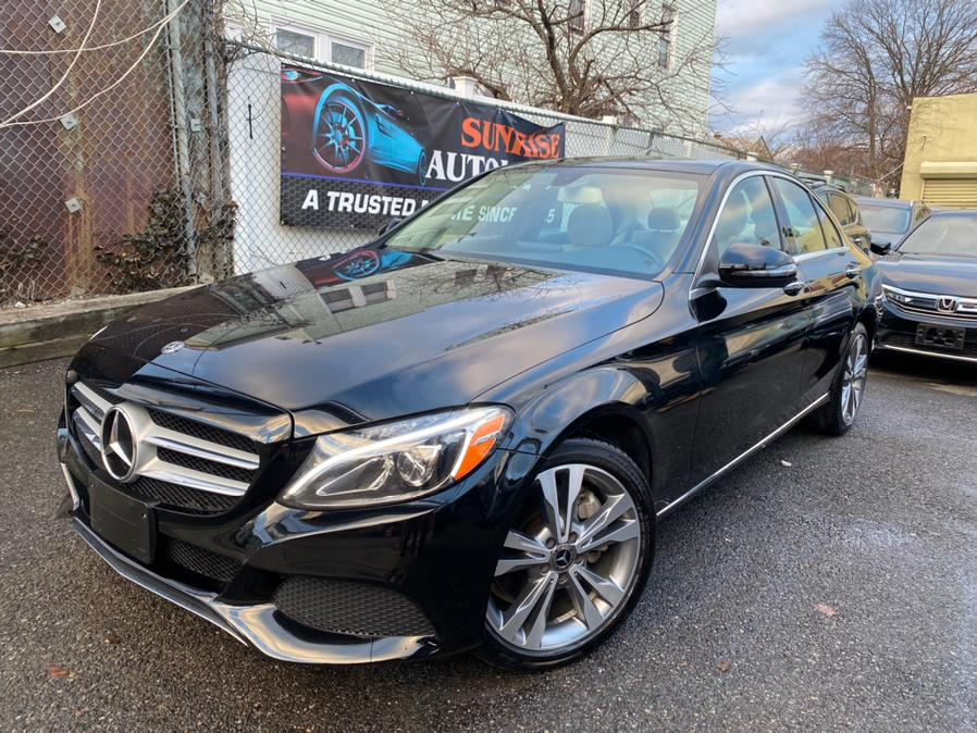 Used 2018 Mercedes-Benz C-Class in Jamaica, New York | Sunrise Autoland. Jamaica, New York