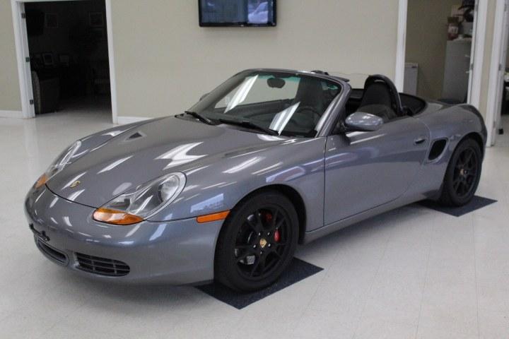 Used 2002 Porsche Boxster in Plainville, Connecticut | New England Auto Sales LLC. Plainville, Connecticut