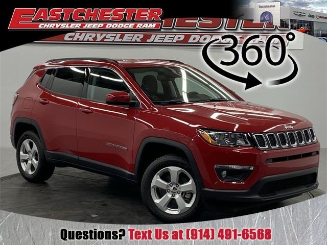 New 2021 Jeep Compass in Bronx, New York | Eastchester Motor Cars. Bronx, New York