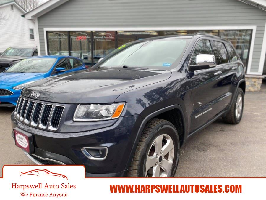 Used Jeep Grand Cherokee 4WD 4dr Limited 2014 | Harpswell Auto Sales Inc. Harpswell, Maine