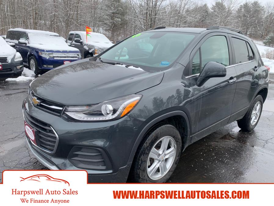 Used Chevrolet Trax AWD 4dr LT 2018   Harpswell Auto Sales Inc. Harpswell, Maine