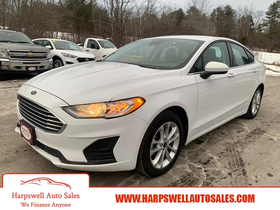 Used Ford Fusion SE FWD 2019 | Harpswell Auto Sales Inc. Harpswell, Maine