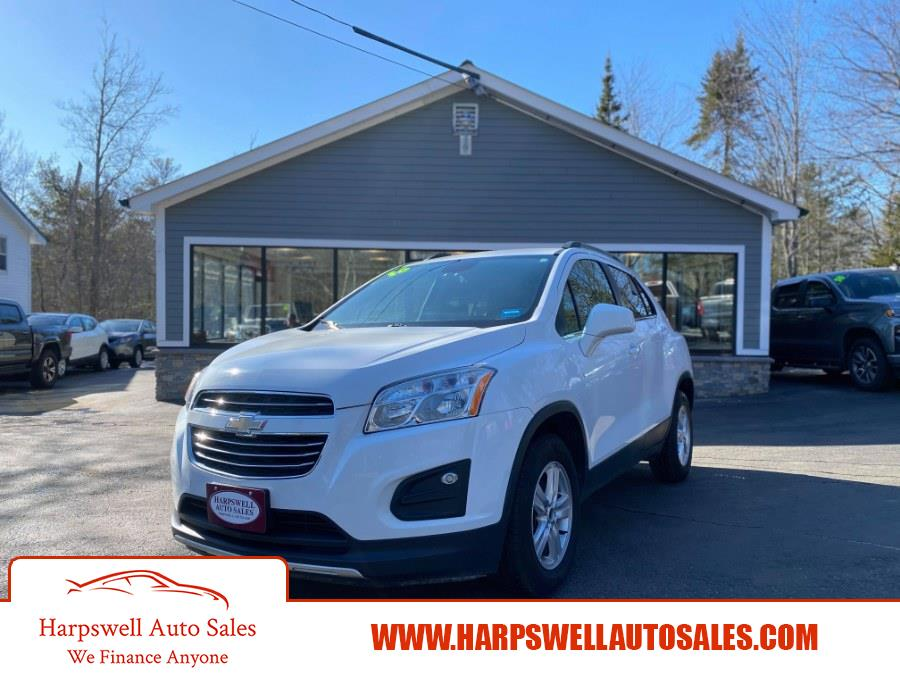 Used Chevrolet Trax AWD 4dr LT 2016   Harpswell Auto Sales Inc. Harpswell, Maine