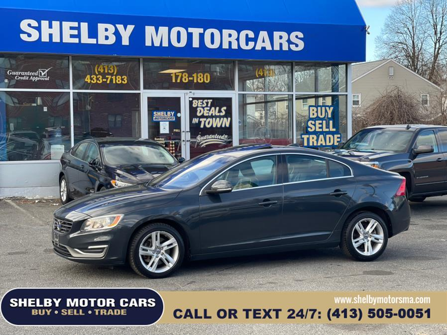 Used Volvo S60 4dr Sdn T5 Premier Plus FWD 2014 | Shelby Motor Cars . Springfield, Massachusetts