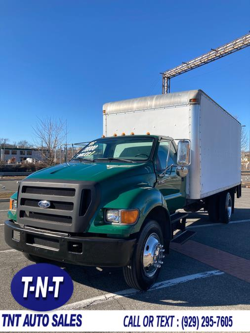 Used 2005 Ford Super Duty F-750 Straight Frame in Bronx, New York | TNT Auto Sales USA inc. Bronx, New York