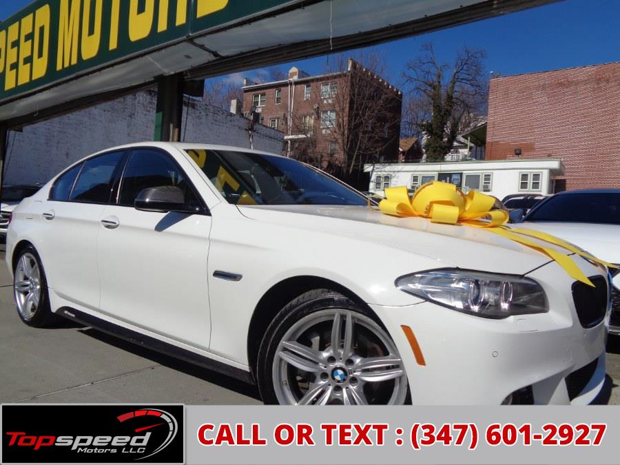 Used 2014 BMW 535i xDrive AWD in Jamaica, New York | Top Speed Motors LLC. Jamaica, New York