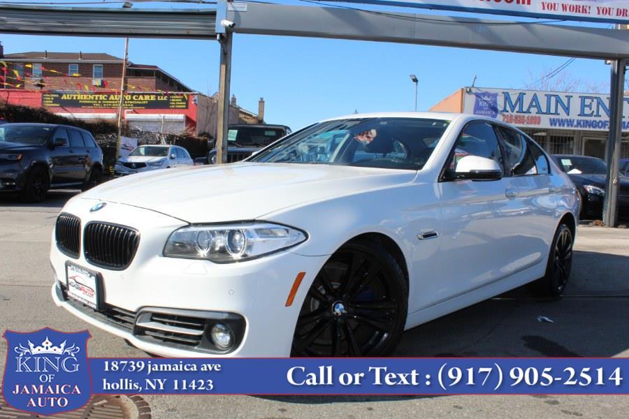 Used BMW 5 Series 4dr Sdn 528i xDrive AWD 2016 | King of Jamaica Auto Inc. Hollis, New York
