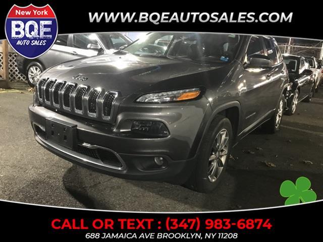 Used Jeep Cherokee Limited 2018 | BQE Auto Sales. Brooklyn, New York