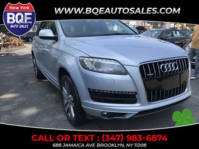 Used Audi Q7 3.0T Premium 2014   BQE Auto Sales. Brooklyn, New York