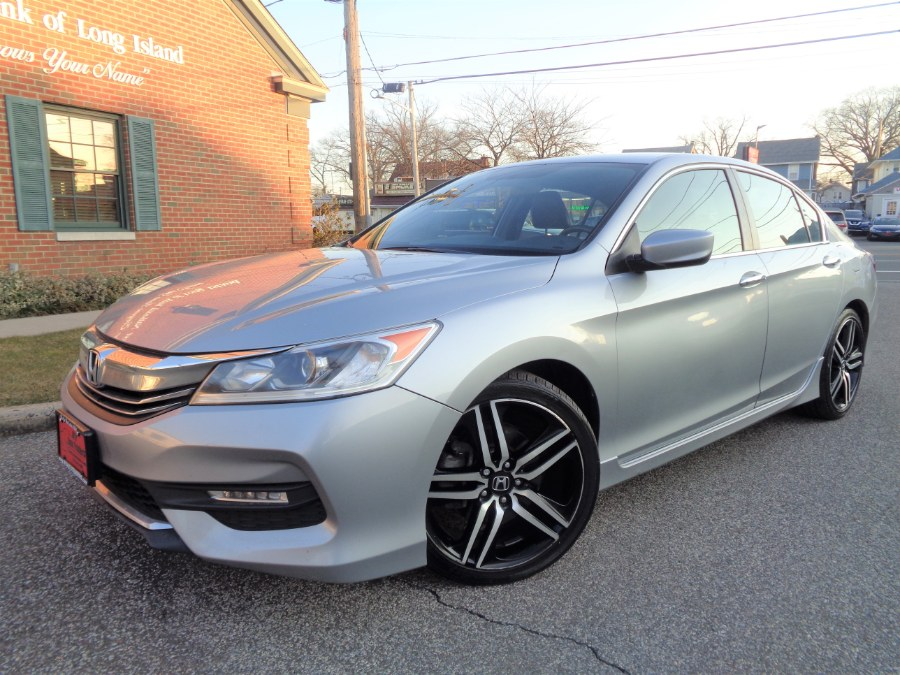 Used 2016 Honda Accord Sedan in Valley Stream, New York | NY Auto Traders. Valley Stream, New York