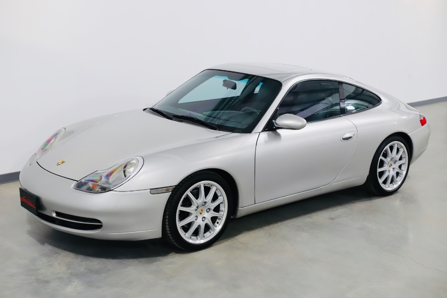 Used 2000 Porsche 911 Carrera in North Salem, New York | Meccanic Shop North Inc. North Salem, New York