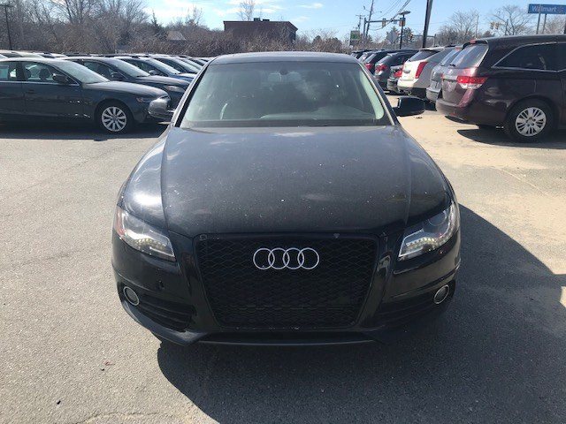 Used 2012 Audi A4 in Raynham, Massachusetts | J & A Auto Center. Raynham, Massachusetts