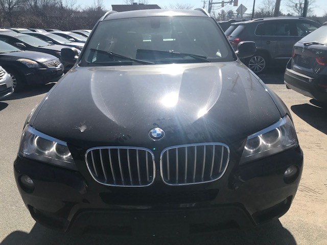 Used BMW X3 AWD 4dr xDrive28i 2013 | J & A Auto Center. Raynham, Massachusetts