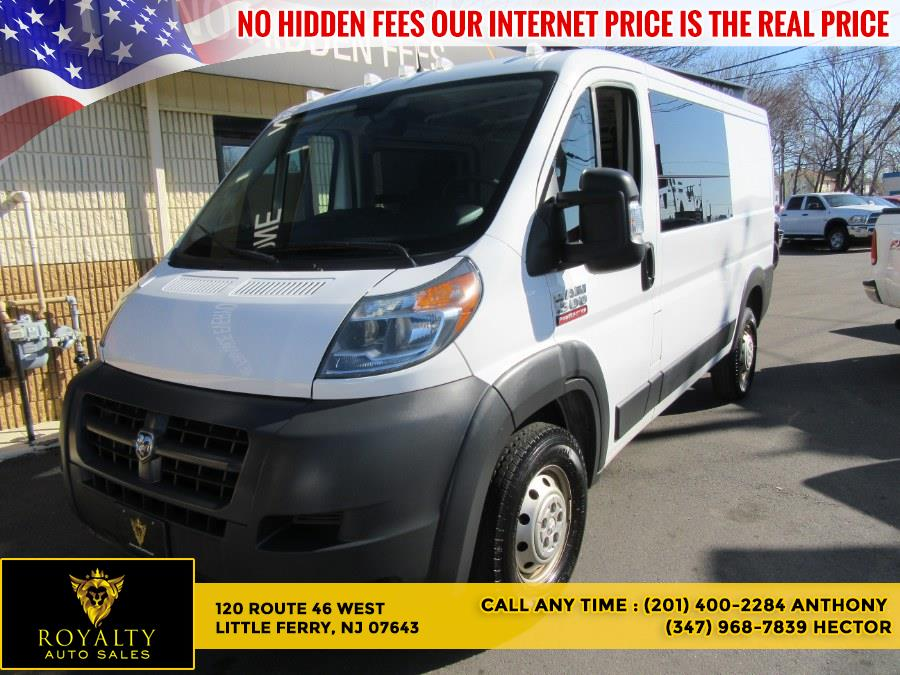 Used 2015 Ram ProMaster Cargo Van in Little Ferry, New Jersey | Royalty Auto Sales. Little Ferry, New Jersey