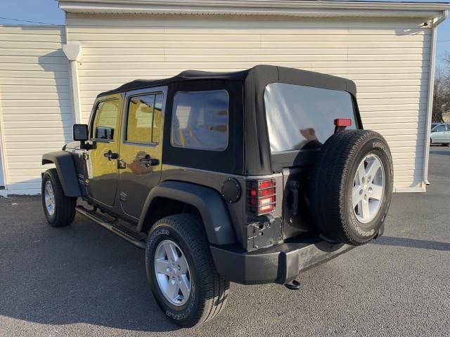 Used Jeep Wrangler Unlimited Sport 2016 | Valentine Motor Company. Forestville, Maryland