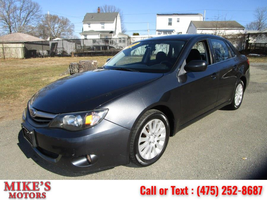 Used 2011 Subaru Impreza Sedan in Stratford, Connecticut | Mike's Motors LLC. Stratford, Connecticut