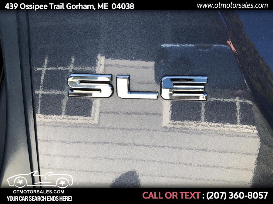 Used GMC Terrain AWD 4dr SLE-2 2012   Ossipee Trail Motor Sales. Gorham, Maine