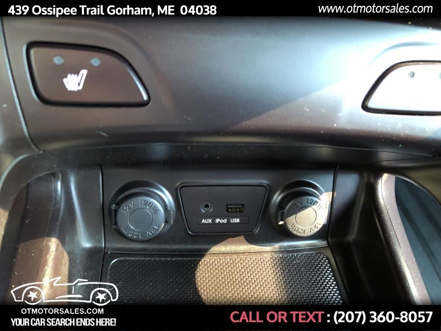 Used Hyundai Tucson GLS 2013 | Ossipee Trail Motor Sales. Gorham, Maine