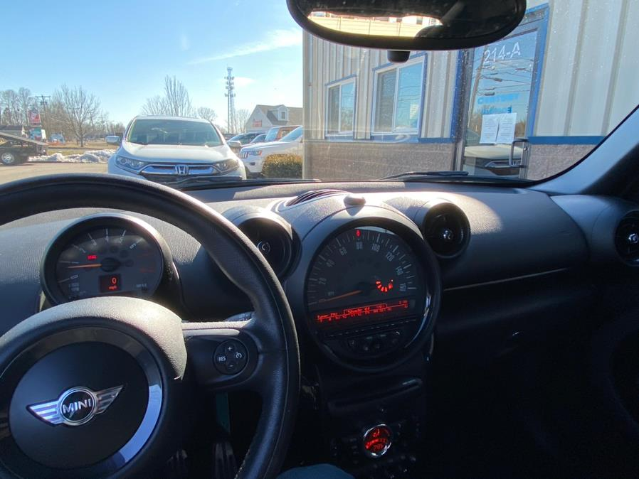 Used MINI Cooper Countryman ALL4 4dr S 2015   Century Auto And Truck. East Windsor, Connecticut