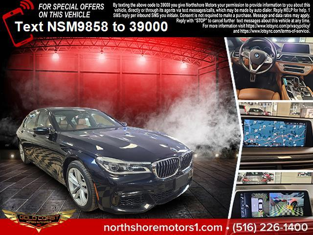 Used BMW 7 Series 4dr Sdn 750i xDrive AWD 2016   Sunrise Auto Outlet. Amityville, New York