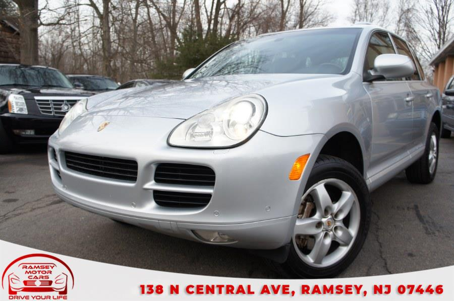 Used 2006 Porsche Cayenne in Ramsey, New Jersey | Ramsey Motor Cars Inc. Ramsey, New Jersey