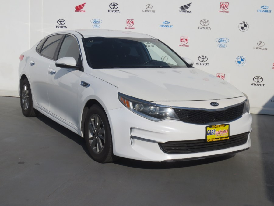 Used Kia Optima 4dr Sdn LX Turbo 2016 | Auto Max Of Santa Ana. Santa Ana, California
