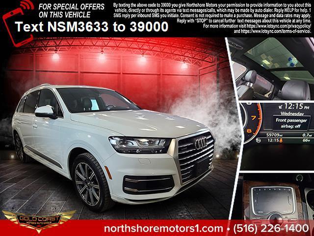 Used Audi Q7 3.0 TFSI Premium Plus 2017   Northshore Motors. Syosset , New York