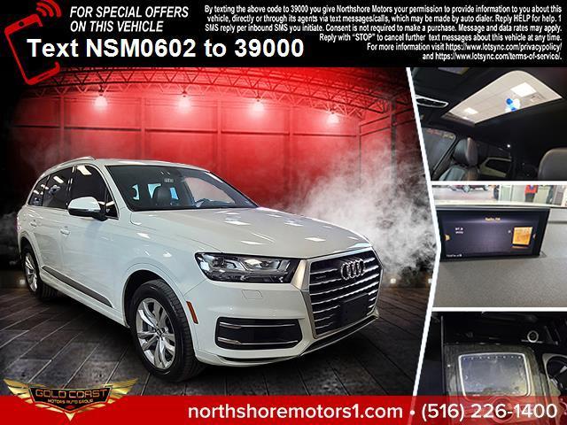 Used Audi Q7 2.0 TFSI Premium Plus 2017 | Northshore Motors. Syosset , New York