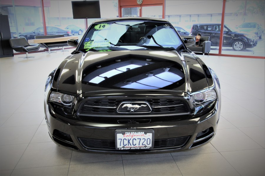 Used Ford Mustang 2dr Cpe V6 Premium 2014 | 1 Stop Auto Mart Inc.. Garden Grove, California