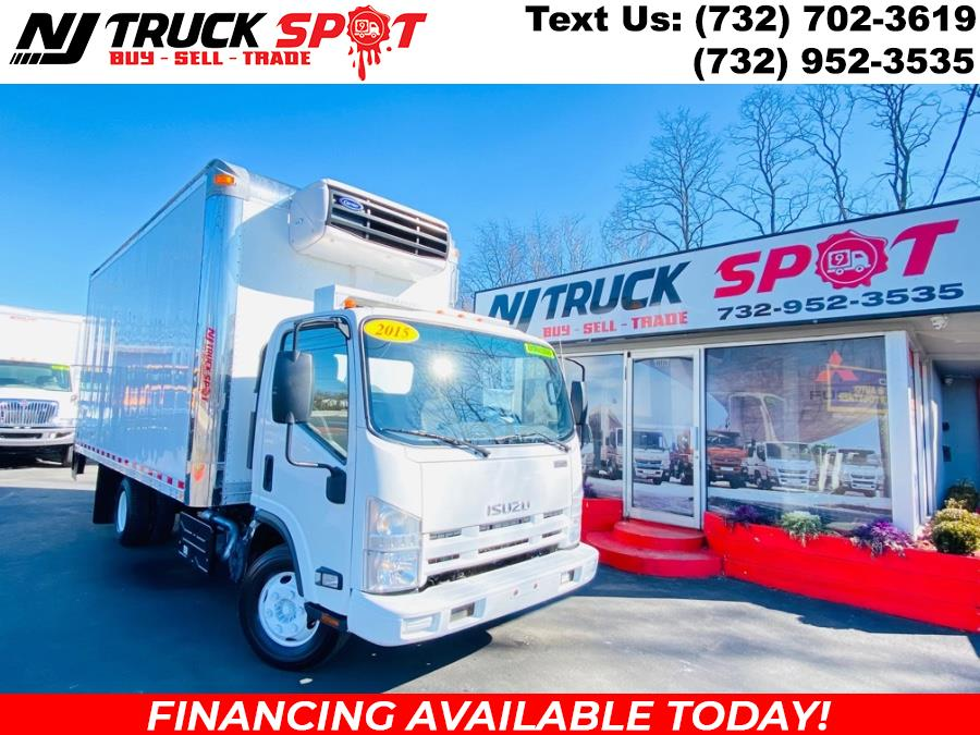 Used 2015 Isuzu NPR in South Amboy, New Jersey | NJ Truck Spot. South Amboy, New Jersey