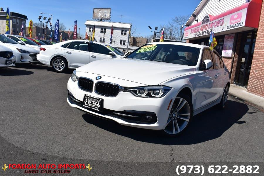 Used BMW 3 Series 330i xDrive Sedan South Africa 2018 | Foreign Auto Imports. Irvington, New Jersey