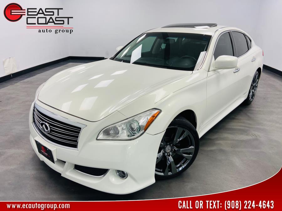 Used INFINITI M37 4dr Sdn RWD 2013 | East Coast Auto Group. Linden, New Jersey