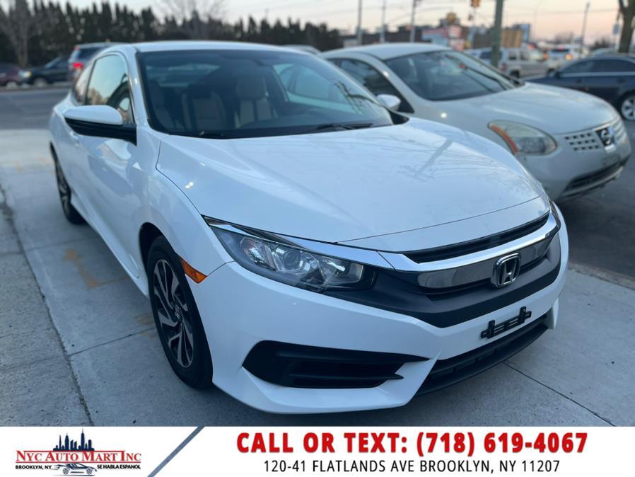 Used 2016 Honda Civic Coupe in Brooklyn, New York | NYC Automart Inc. Brooklyn, New York