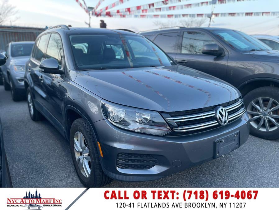 Used 2016 Volkswagen Tiguan in Brooklyn, New York | NYC Automart Inc. Brooklyn, New York