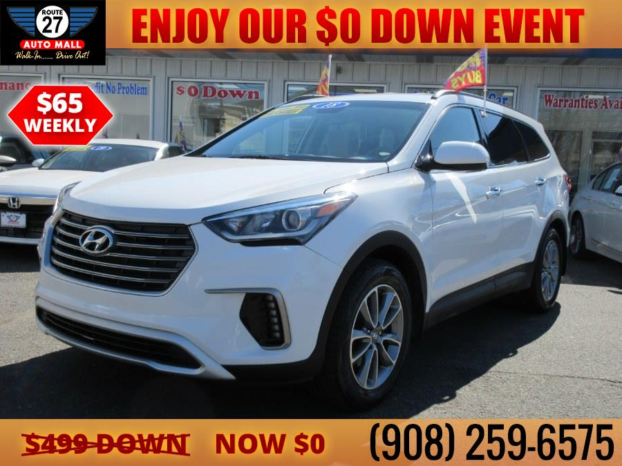 Used 2018 Hyundai Santa Fe in Linden, New Jersey | Route 27 Auto Mall. Linden, New Jersey