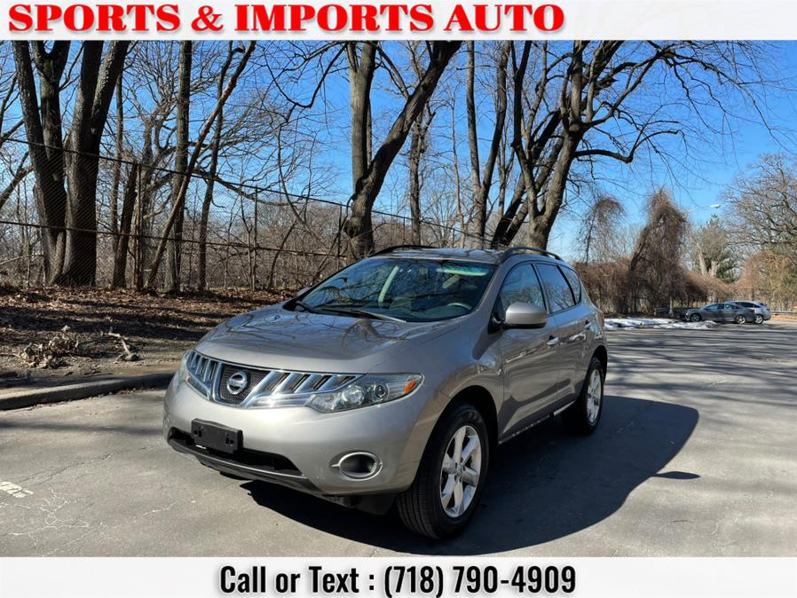 Used 2009 Nissan Murano in Brooklyn, New York | Sports & Imports Auto Inc. Brooklyn, New York
