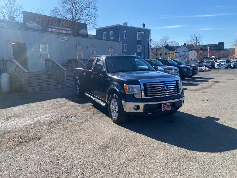 "Used Ford F-150 4WD SuperCrew 145"" XL 2010 