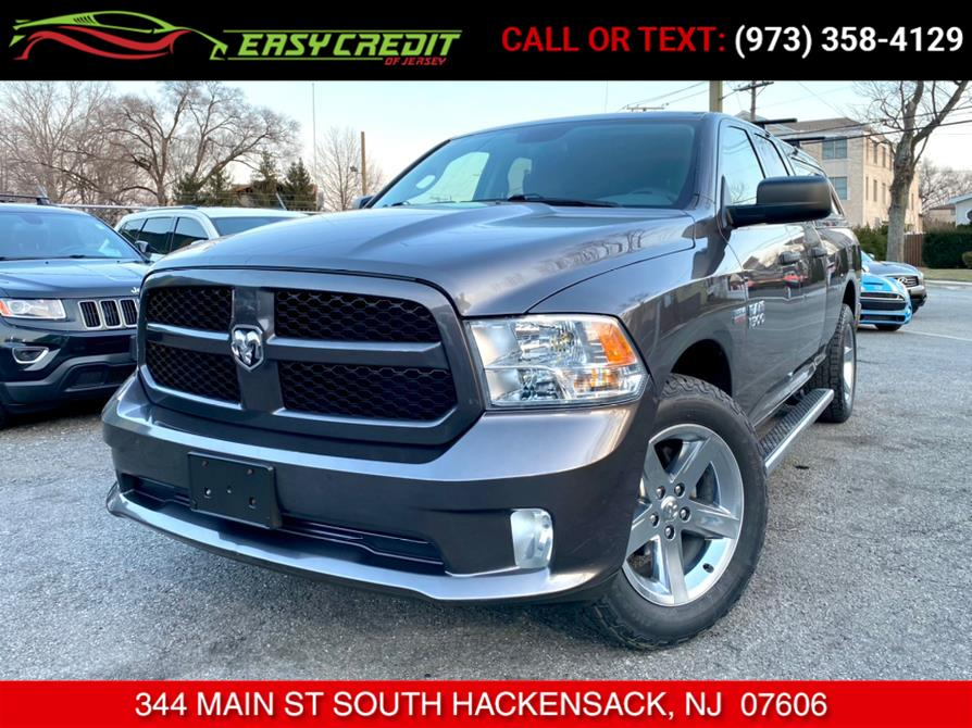 Used 2017 Ram 1500 in South Hackensack, New Jersey | Easy Credit of Jersey. South Hackensack, New Jersey