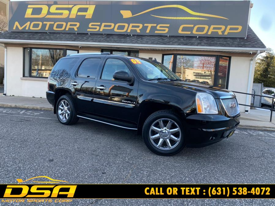 Used 2008 GMC Yukon Denali in Commack, New York | DSA Motor Sports Corp. Commack, New York