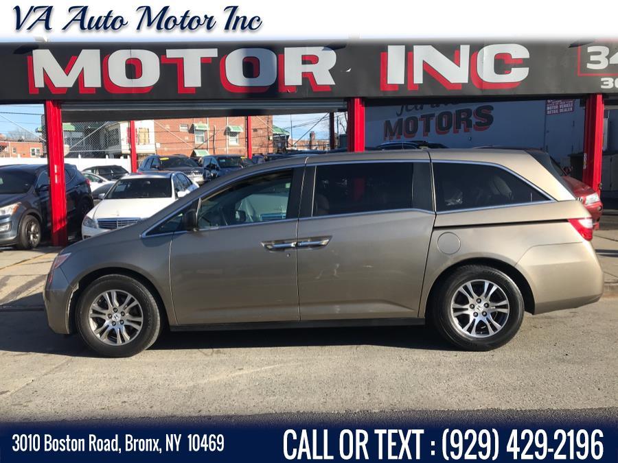 Used 2012 Honda Odyssey in Bronx, New York | VA Auto Motor Inc. Bronx, New York