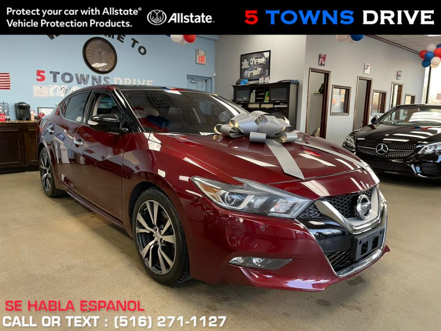 Used Nissan Maxima SL 3.5L 2017 | 5 Towns Drive. Inwood, New York