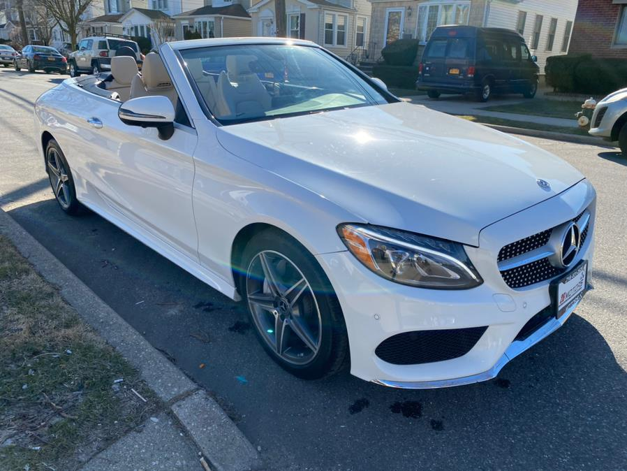 Used Mercedes-Benz C-Class ///AMG Package C 300 4MATIC Cabriolet 2018 | Diamond Cars R Us Inc. Franklin Square, New York