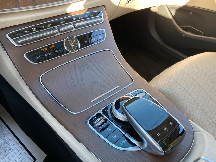 Used Mercedes-Benz E-Class E 300 4MATIC Sedan 2018 | Diamond Cars R Us Inc. Franklin Square, New York