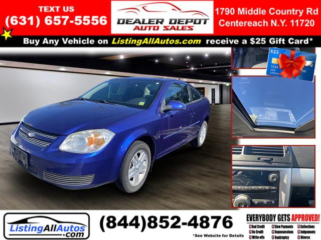 Used Chevrolet Cobalt 2dr Cpe LT 2007 | www.ListingAllAutos.com. Patchogue, New York
